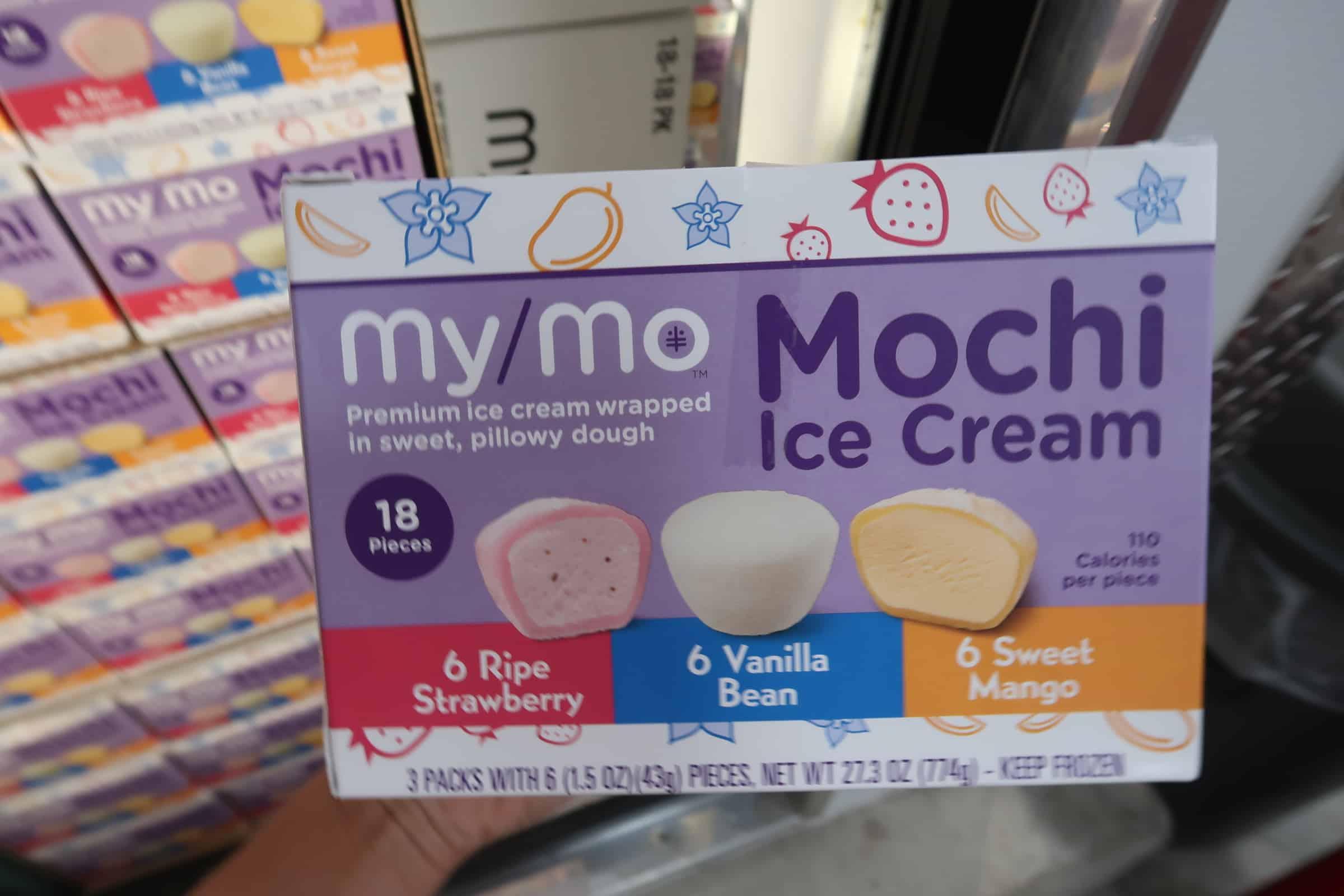 Save $3 on My Mo Mochi Ice Cream at Costco
