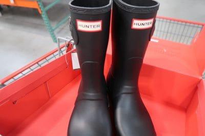 hunter boots at costco