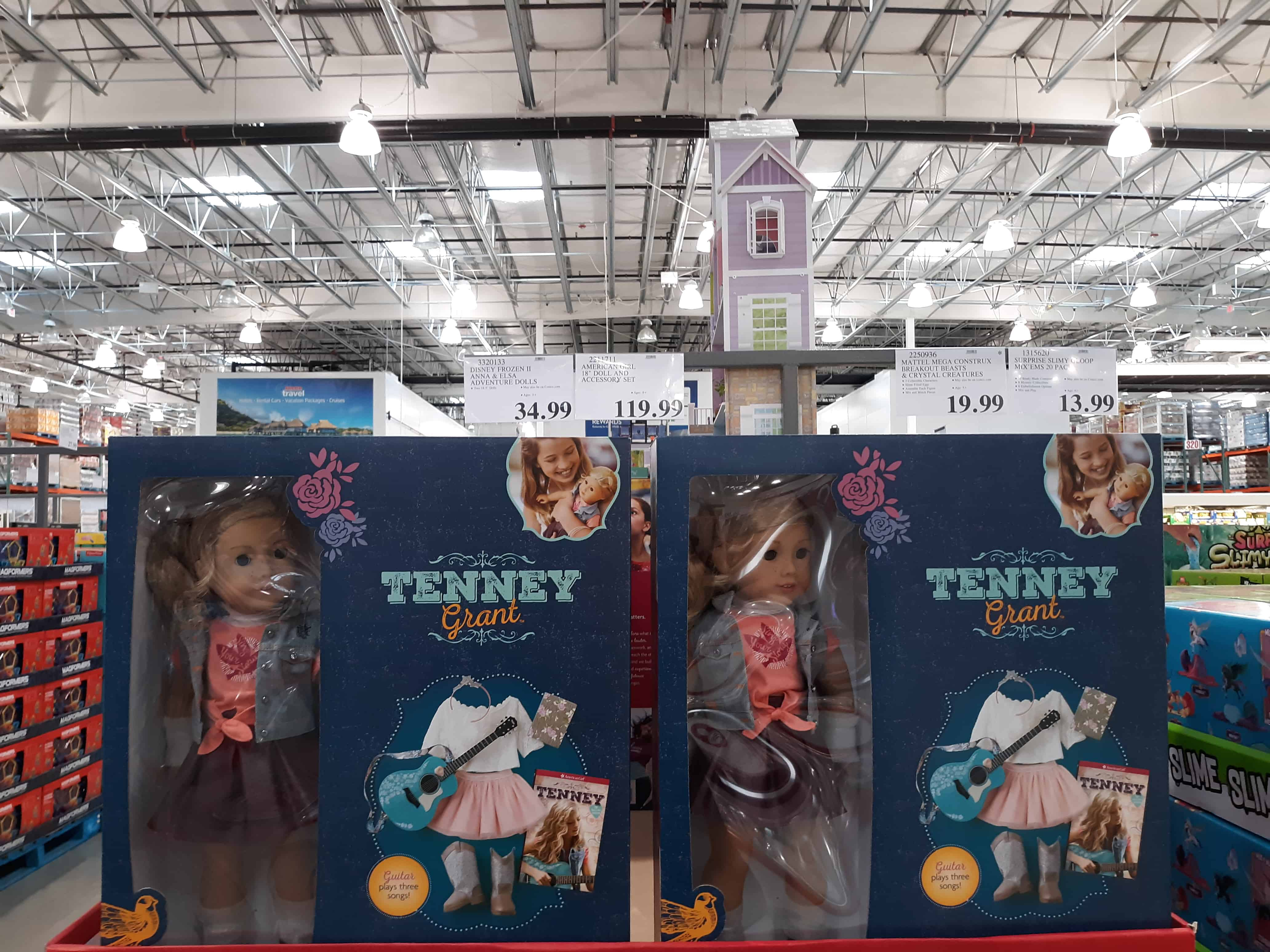 American Girl Dolls Now Available at Costco!