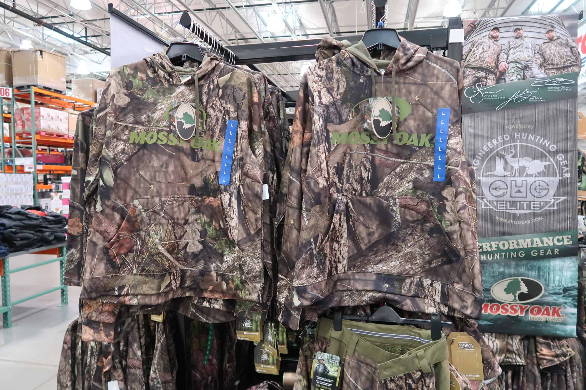 Hunting Gear & More at Costco