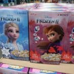 kelloggs frozen 2 cereal at BJs