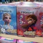 kelloggs frozen 2 cereal at BJs