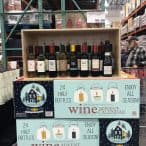 wine advent calendar costco