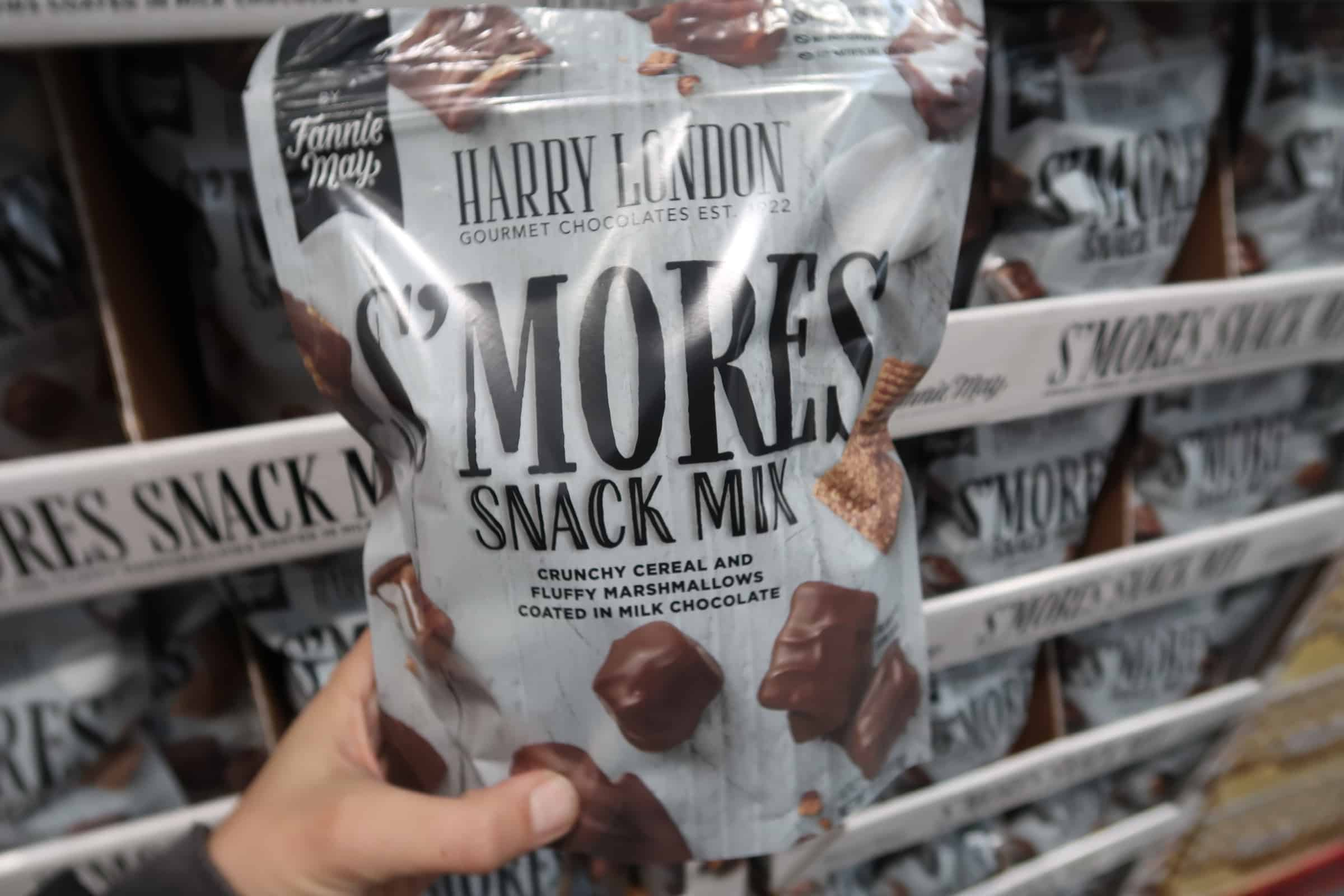 Harry London S'Mores Snack Mix at Costco Now