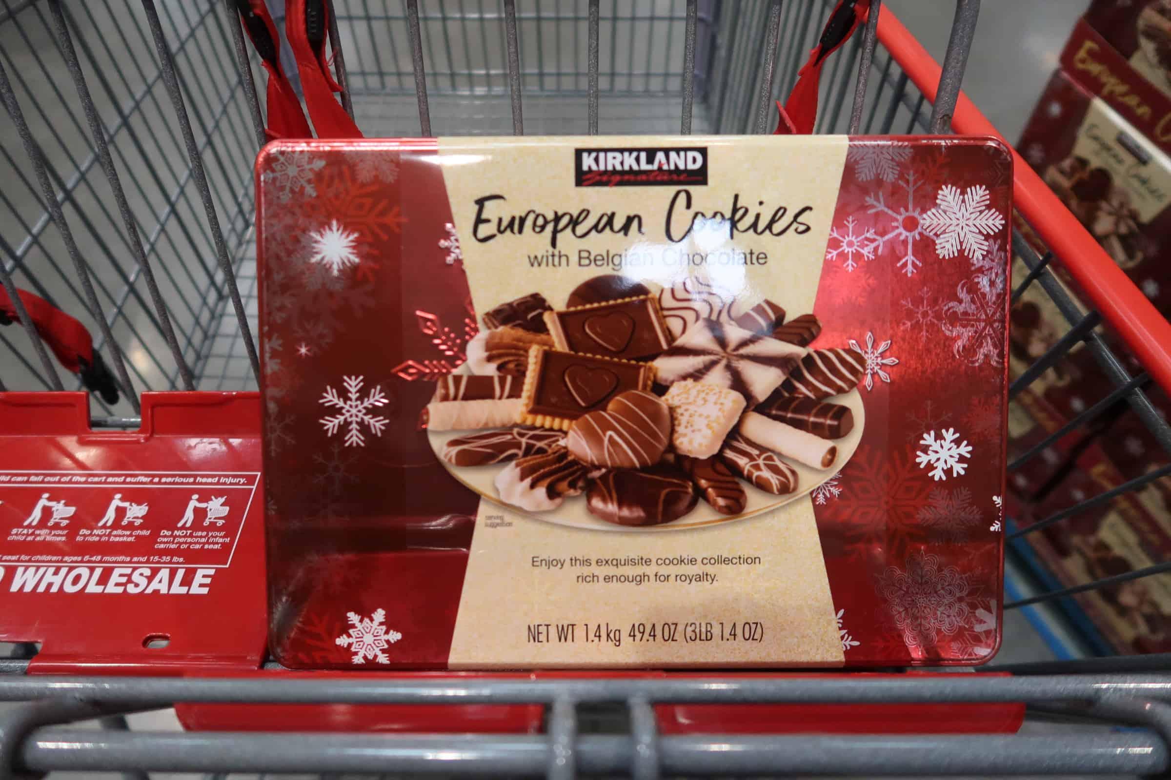 Grab Kirkland European Cookies $11.99