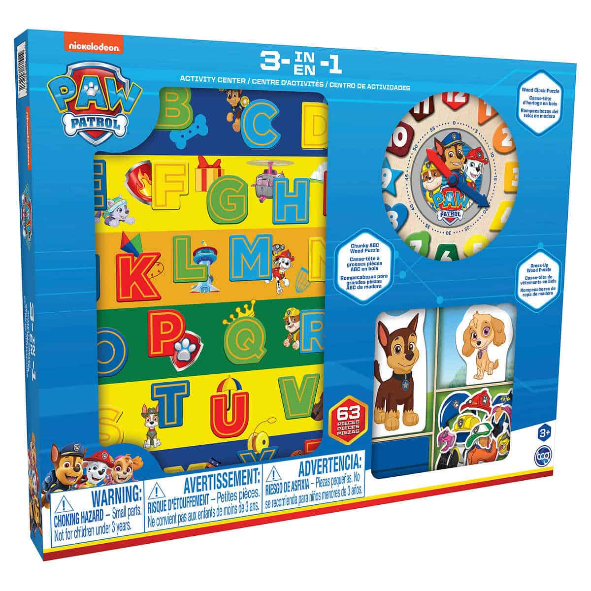 Peppa Pig, Paw Patrol Activity Centers ONLY $14.97 Shipped