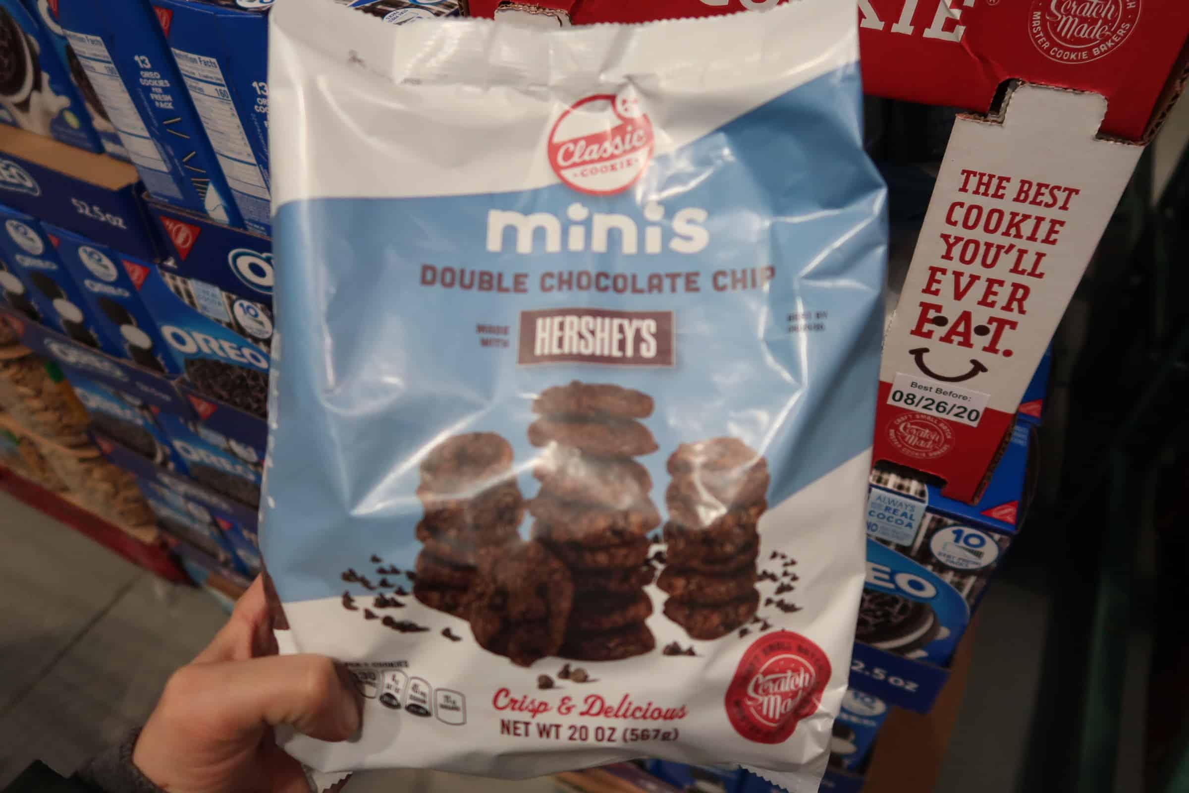 Hershey's Mini Cookies Clearance$3.97