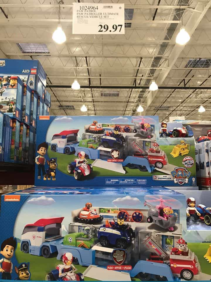 Roundup of Toys on Clearance at Costco 2019