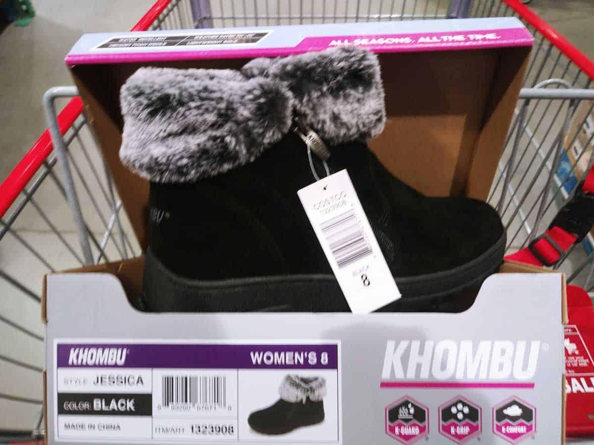 Khombu Women's Jessica Boots $24.99