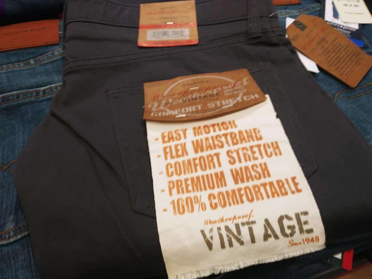 Weatherproof Vintage Men's Pants $9.97