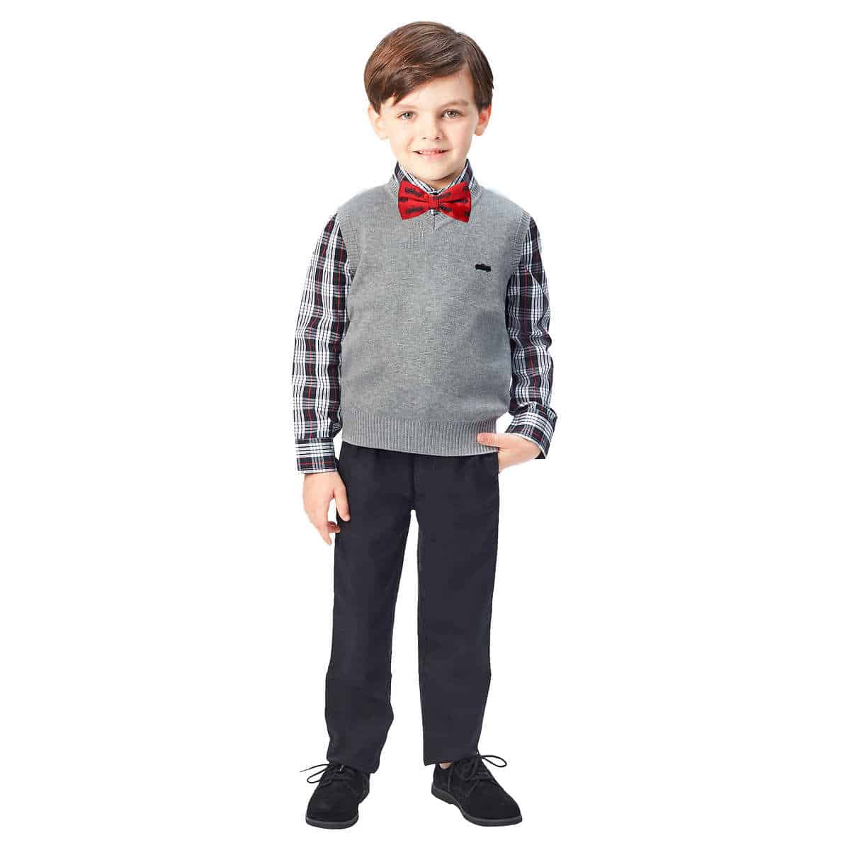Andy & Evan Kids 4-piece Sweater Set $9.97