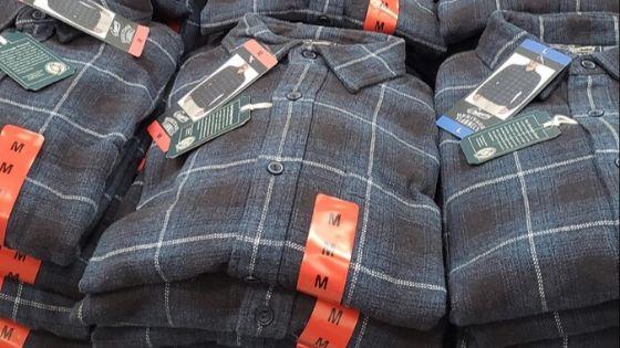 Grayers Men's Heritage Flannel $14.97