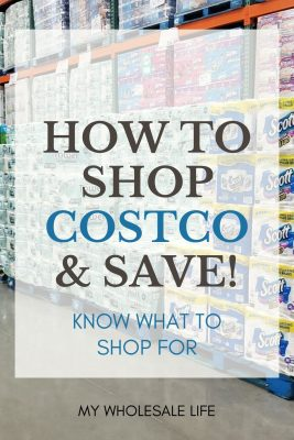 how to shop costco to save money