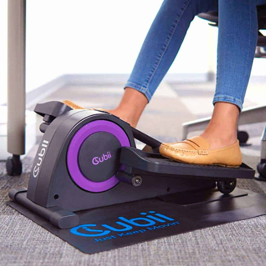 Work out While You Type with This Under Desk Eliptical at Costco