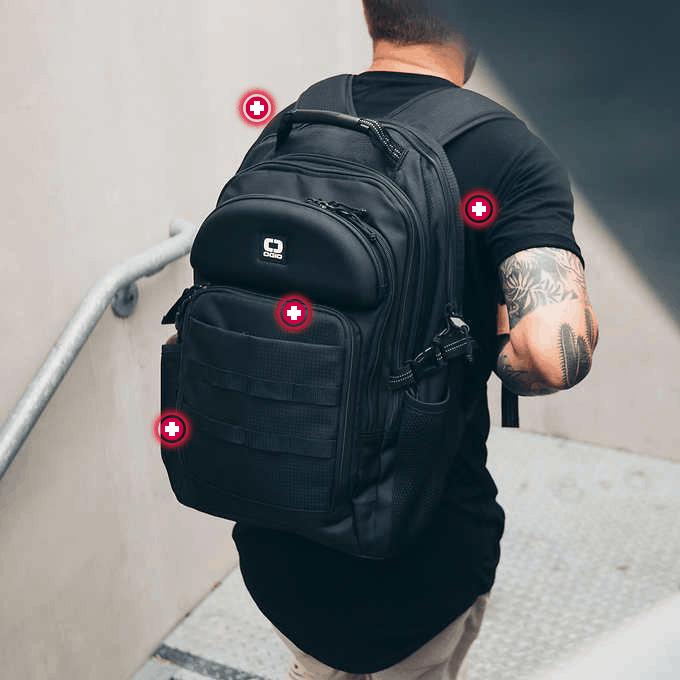 Ogio Alpha Prospect Backpack $54.99