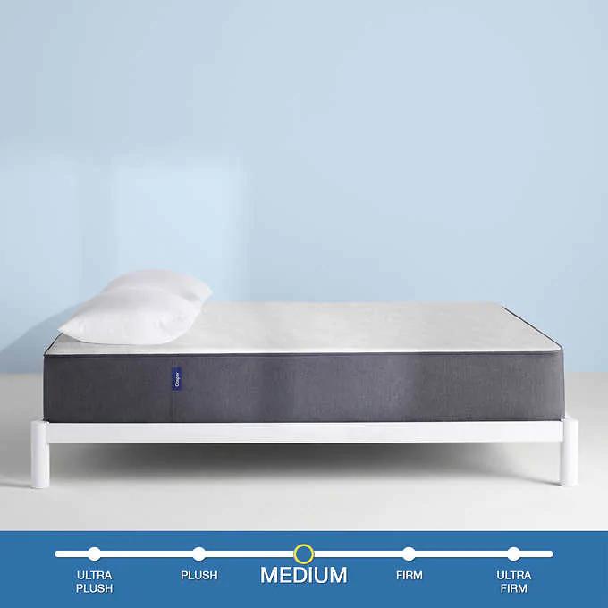 Casper Select 12′ Memory Foam Matresses $599+