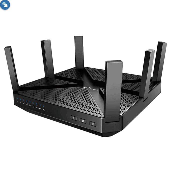TP-Link Archer C4000 Tri-Band Wi-Fi Router $129