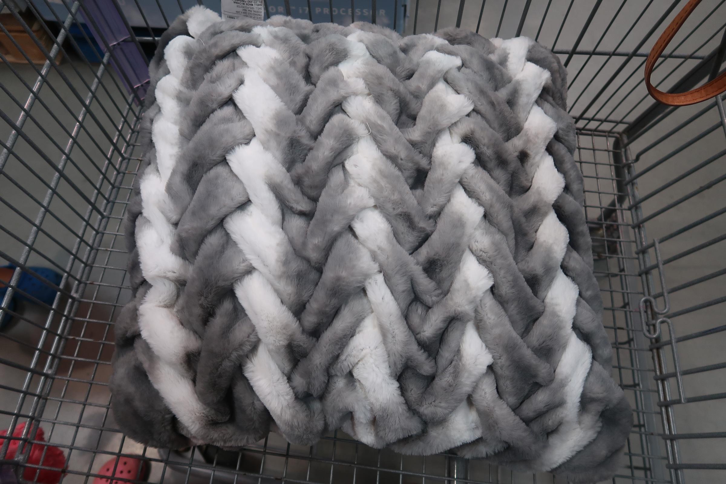 Parklane Braided Ombre Pillows $19.99