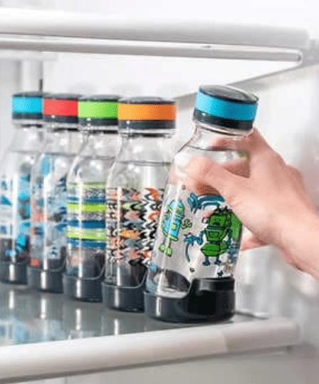Reduce Kids BPA Free Plastic Water Bottles $13.99