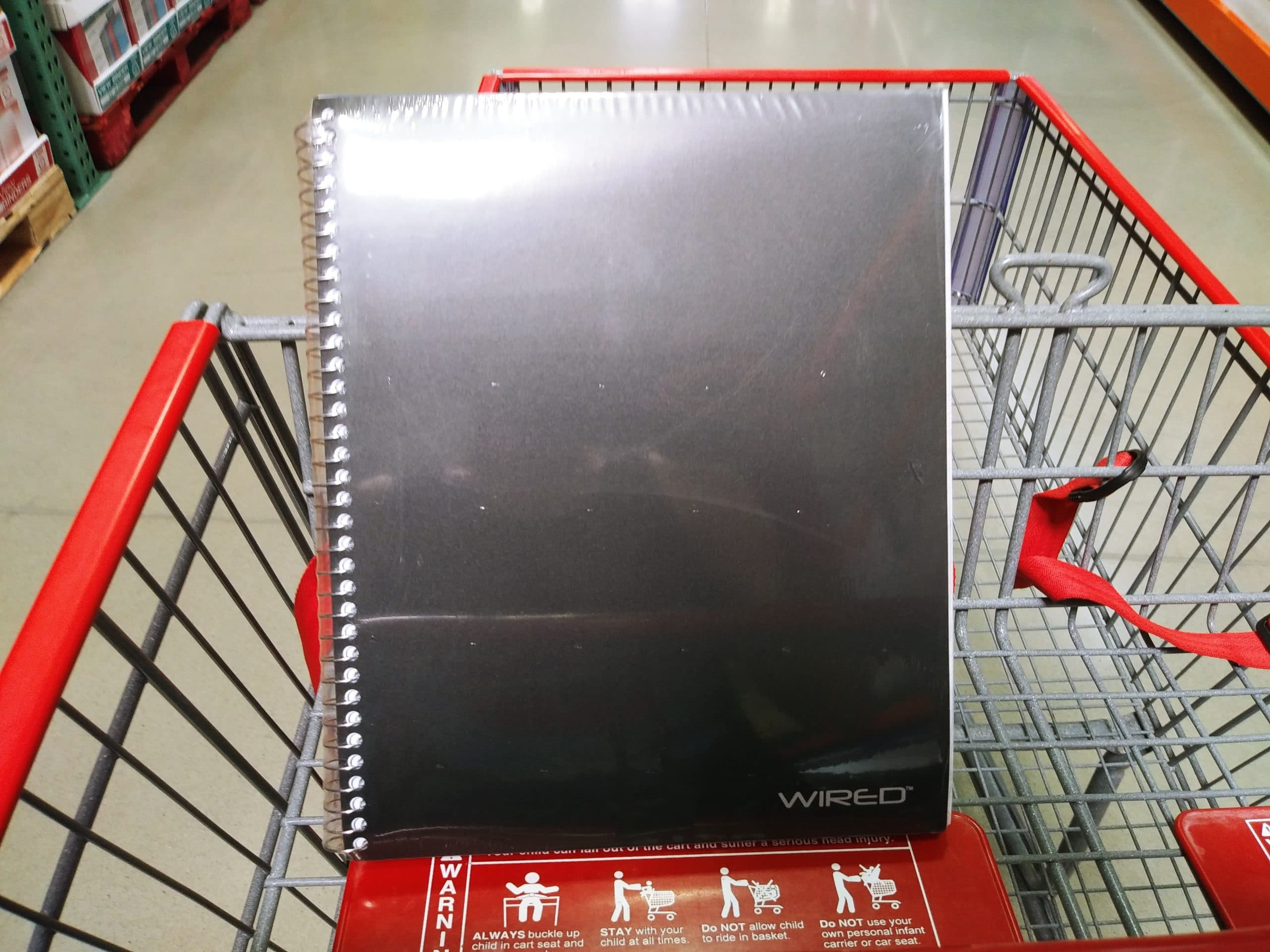 Top Flight 3 Subject Notebook 3pk $6.99