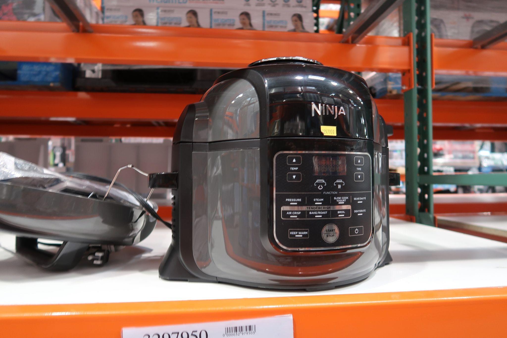 Ninja Foodi 6.5 QT Pressure Cooker Air Fryer ON SALE