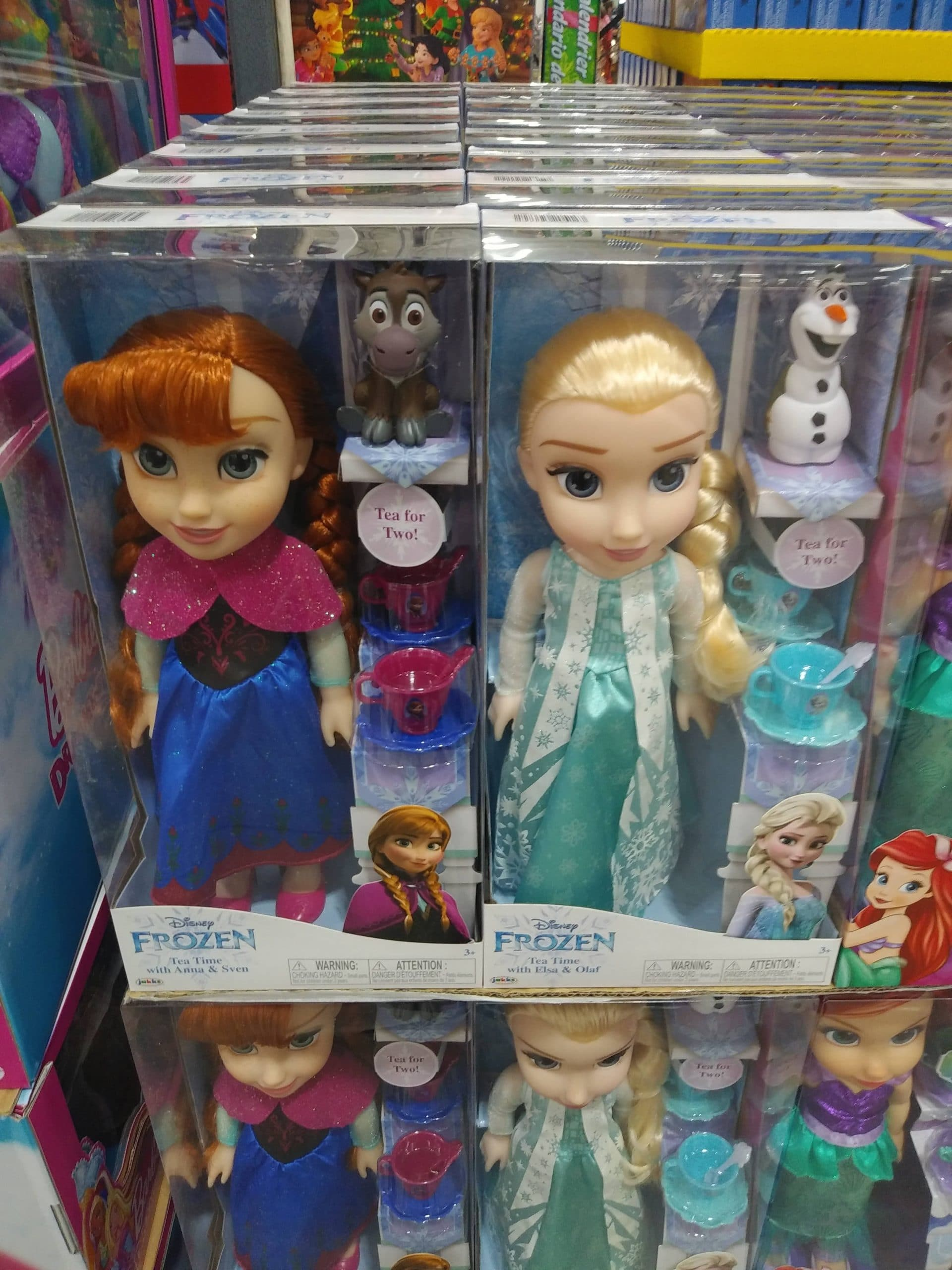 Frozen 2 Dolls Out at Costco for 2020