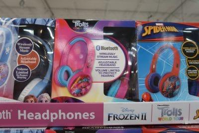 licensed kids headphones at bjs