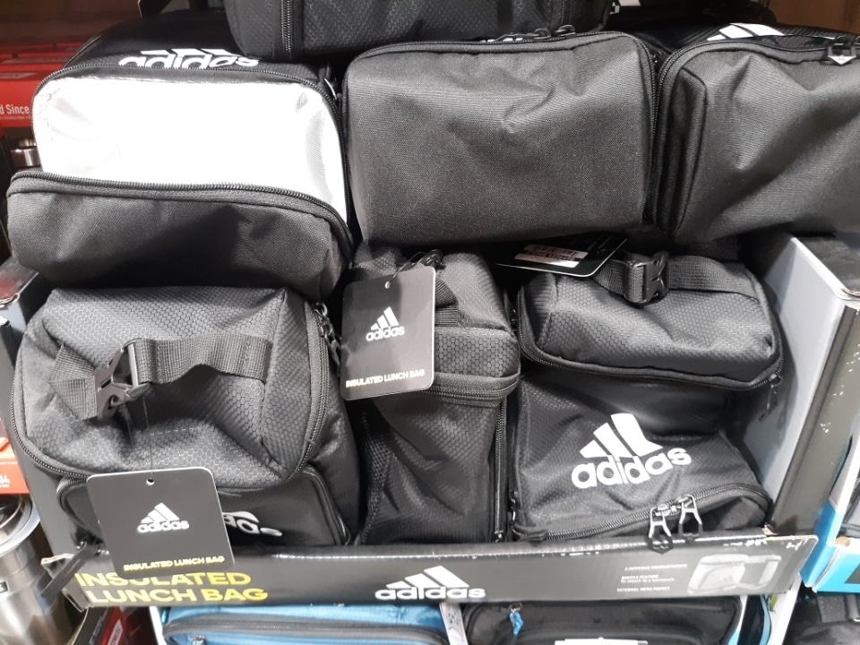 Adidas Ultra Expandable Lunch Cooler $9.97