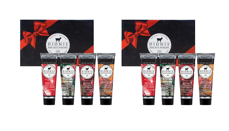 Dionis Limited Edition Goat Milk Lotion 8pk $21.99