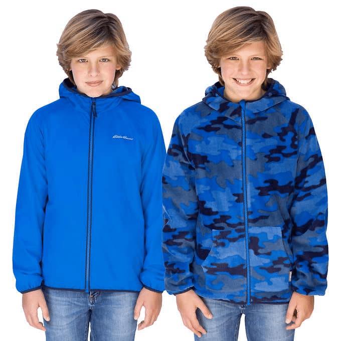 Eddie Bauer Youth Reversible Jacket $21.99