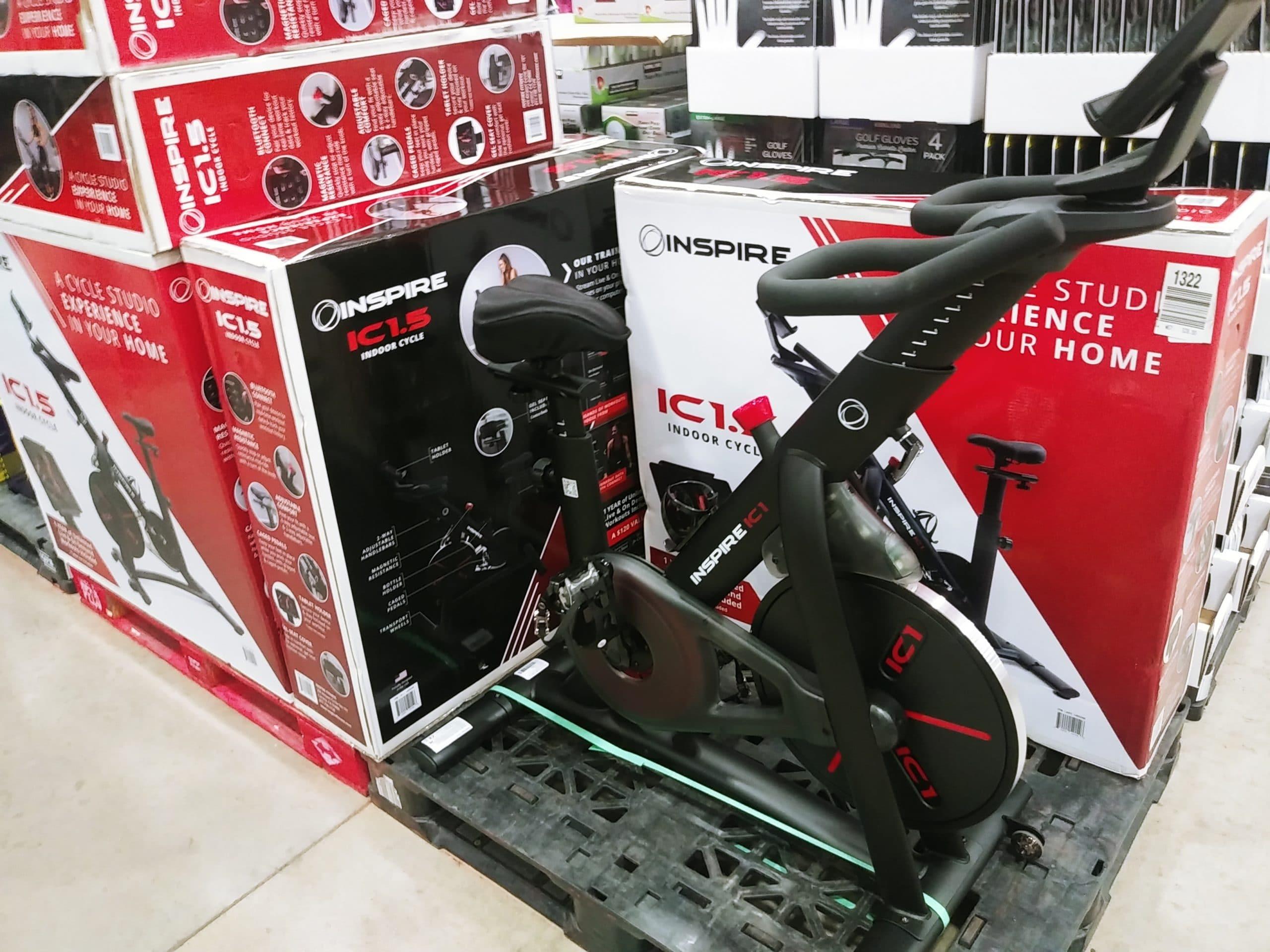 Inspire Fitness Indoor Bike IC1.5 $519.99