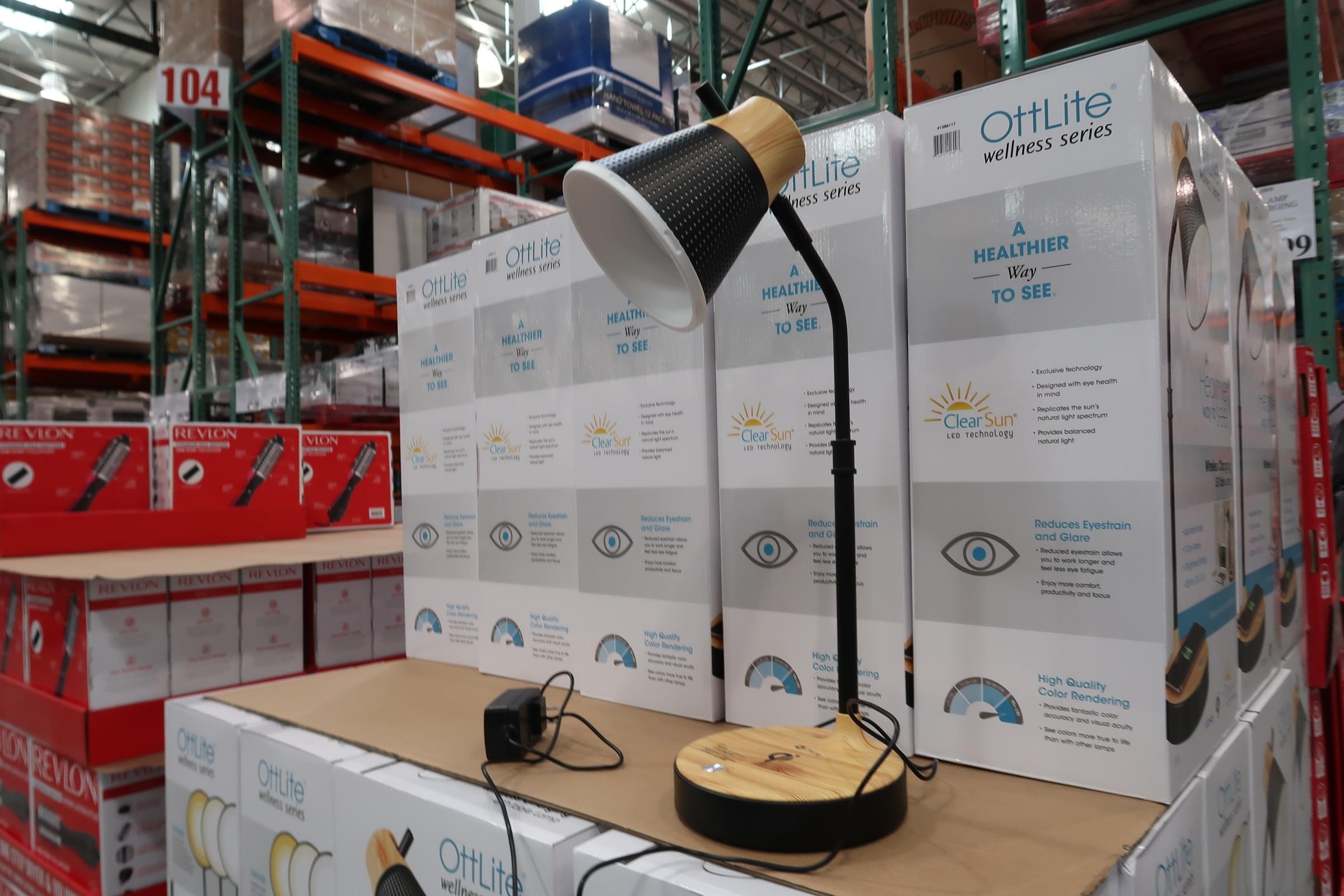 Ottlite Wellness Series Desk Lamp $44.99