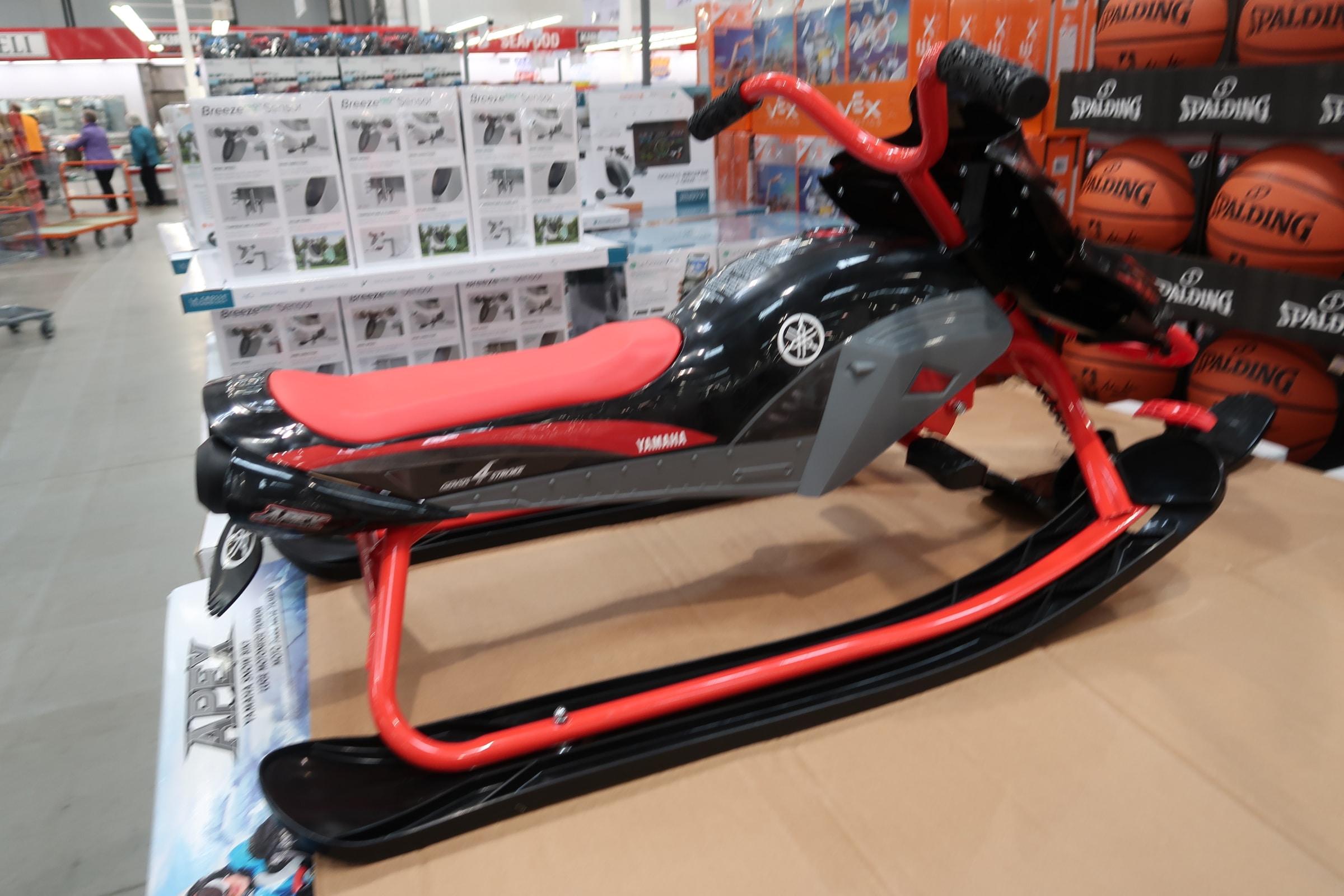Yamaha Apex Snow Bike Sled $49.99