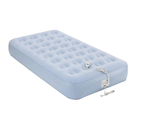 Aerobed Inflatable Twin Mattress $44.99 | Ships Free