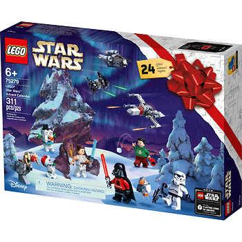 Lego Star Wars Advent Calendar $36.99
