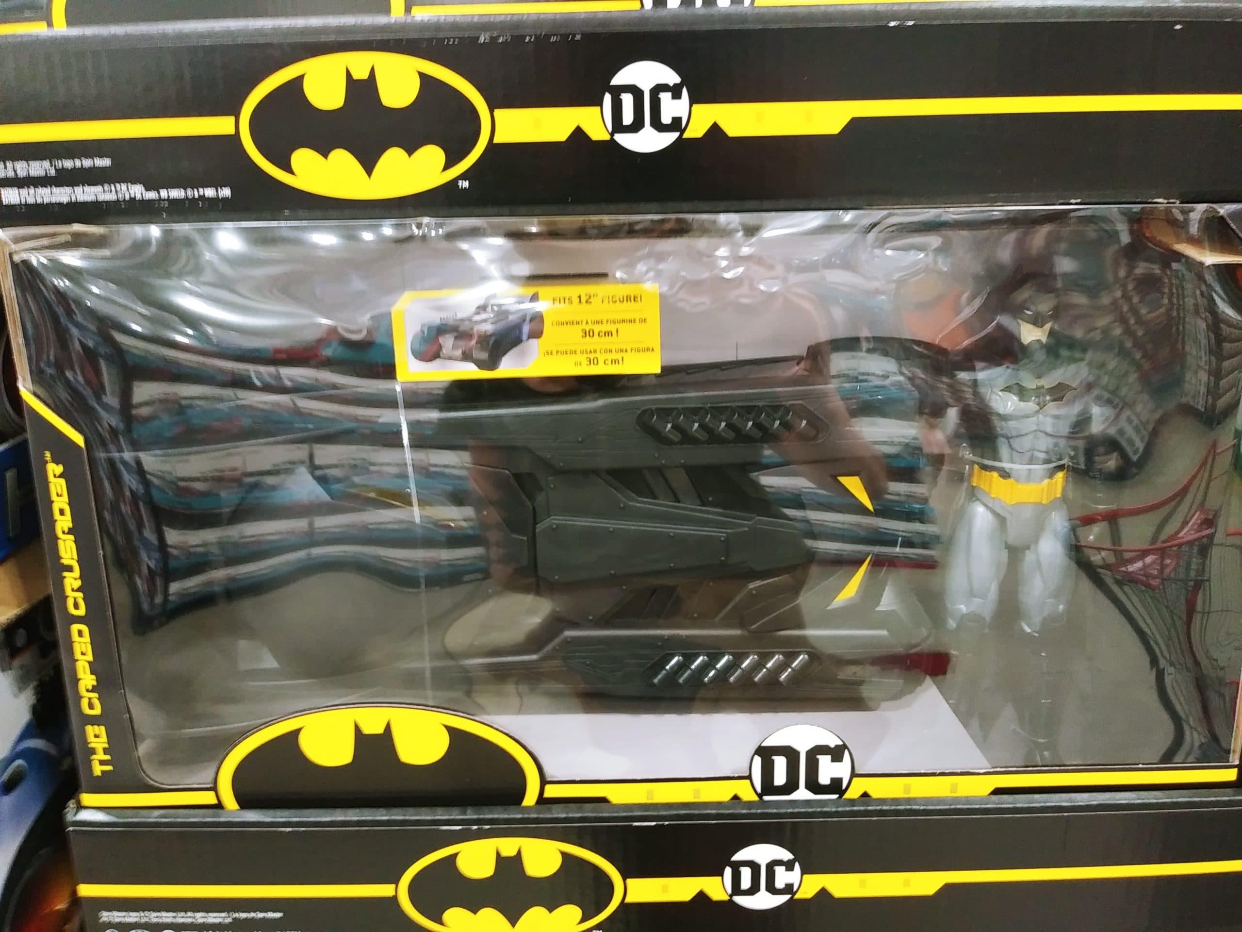 Batmobile and Tactical Batman Figure $19.99