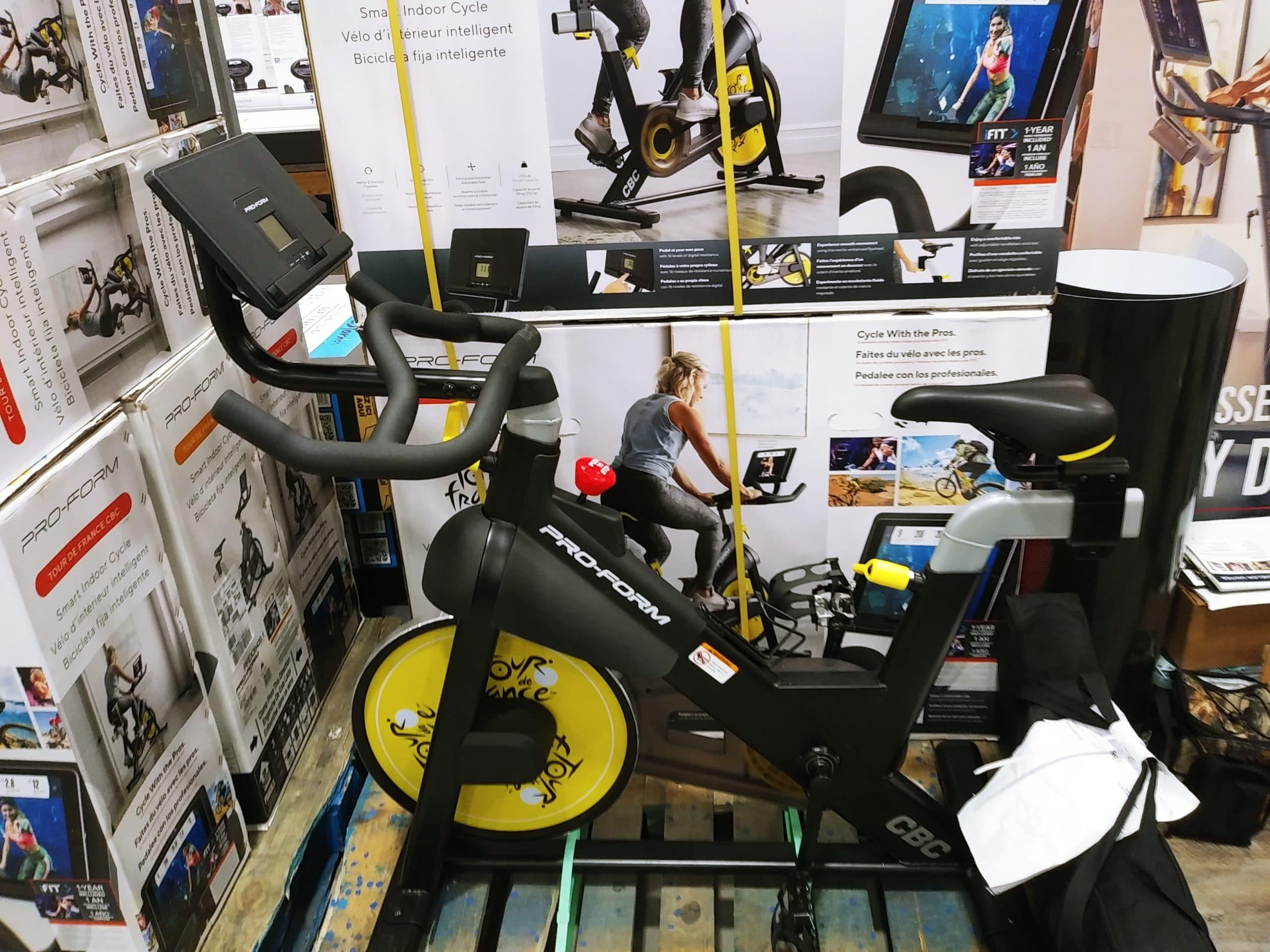 Proform Tour De France CBC Studio Cycle $384.99