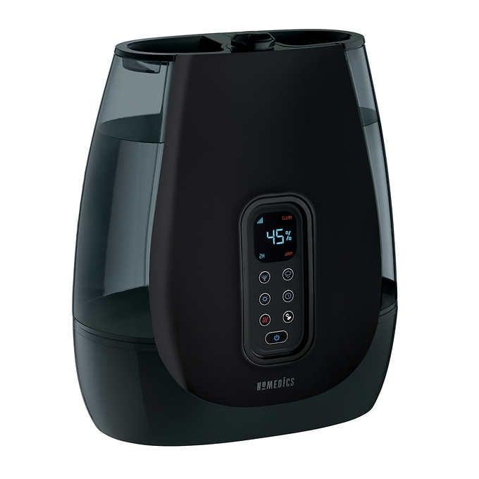 HoMedics Total Comfort Ultrasonic Humidifier $59.99