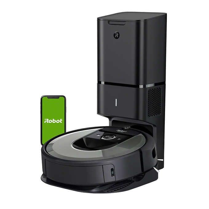 iRobot Roomba i8+ $579