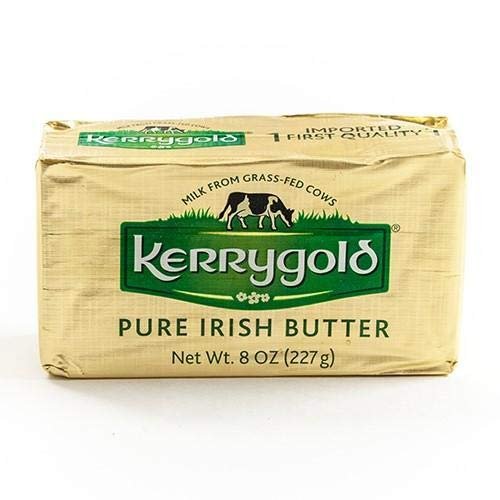 Kerrygold Pure Irish Butter Salted / Unsalted, 4 x 8 oz – $8.99