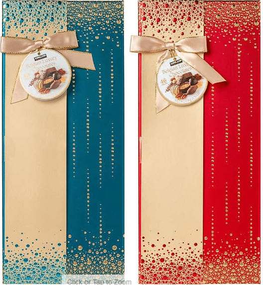 Kirkland Signature Luxury Belgian Chocolate 4 Pack $59.99