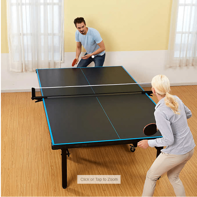MD Sports Official Size 2pc Table Tennis Table $299.99