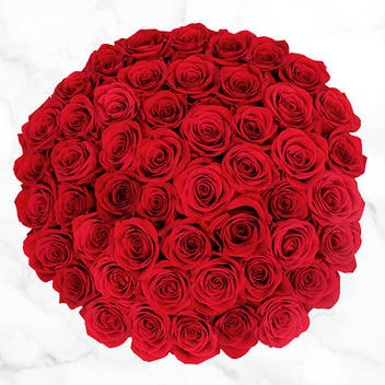 WOW! 50 Stem Red Roses ONLY $39.99 at Costco