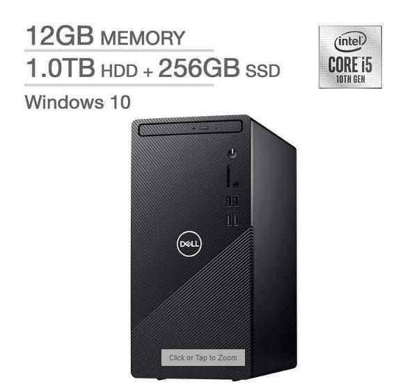 Dell Inspiron Desktop $549.99
