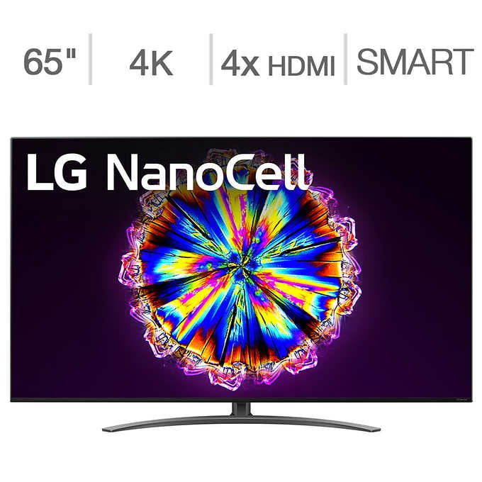 LG Nanocell 4K UHD Smart TV $949