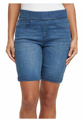 DKNY Jeans Ladies' Bermuda Shorts $14.99