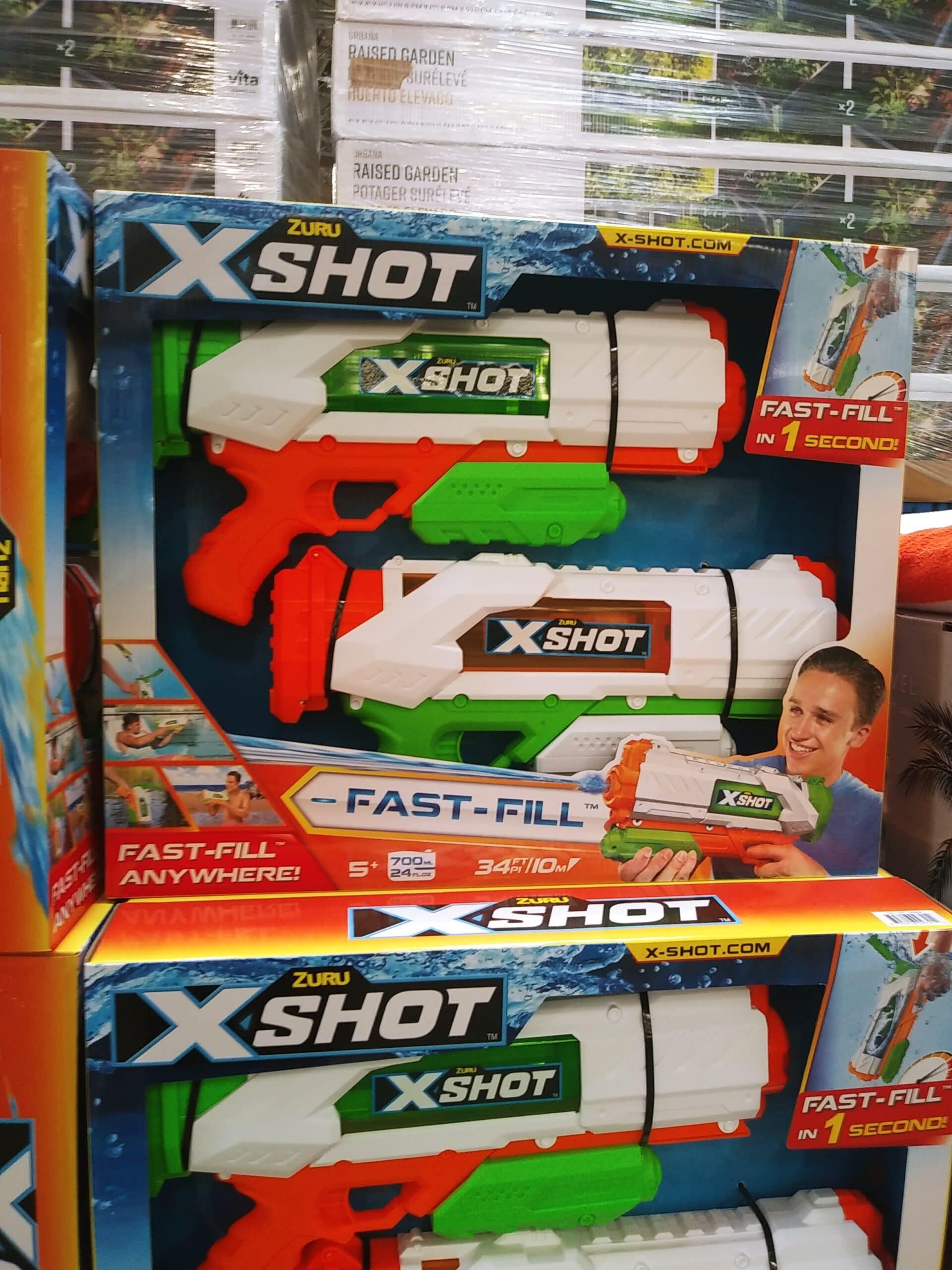 Zuru X Shot Water Blasters $13.99