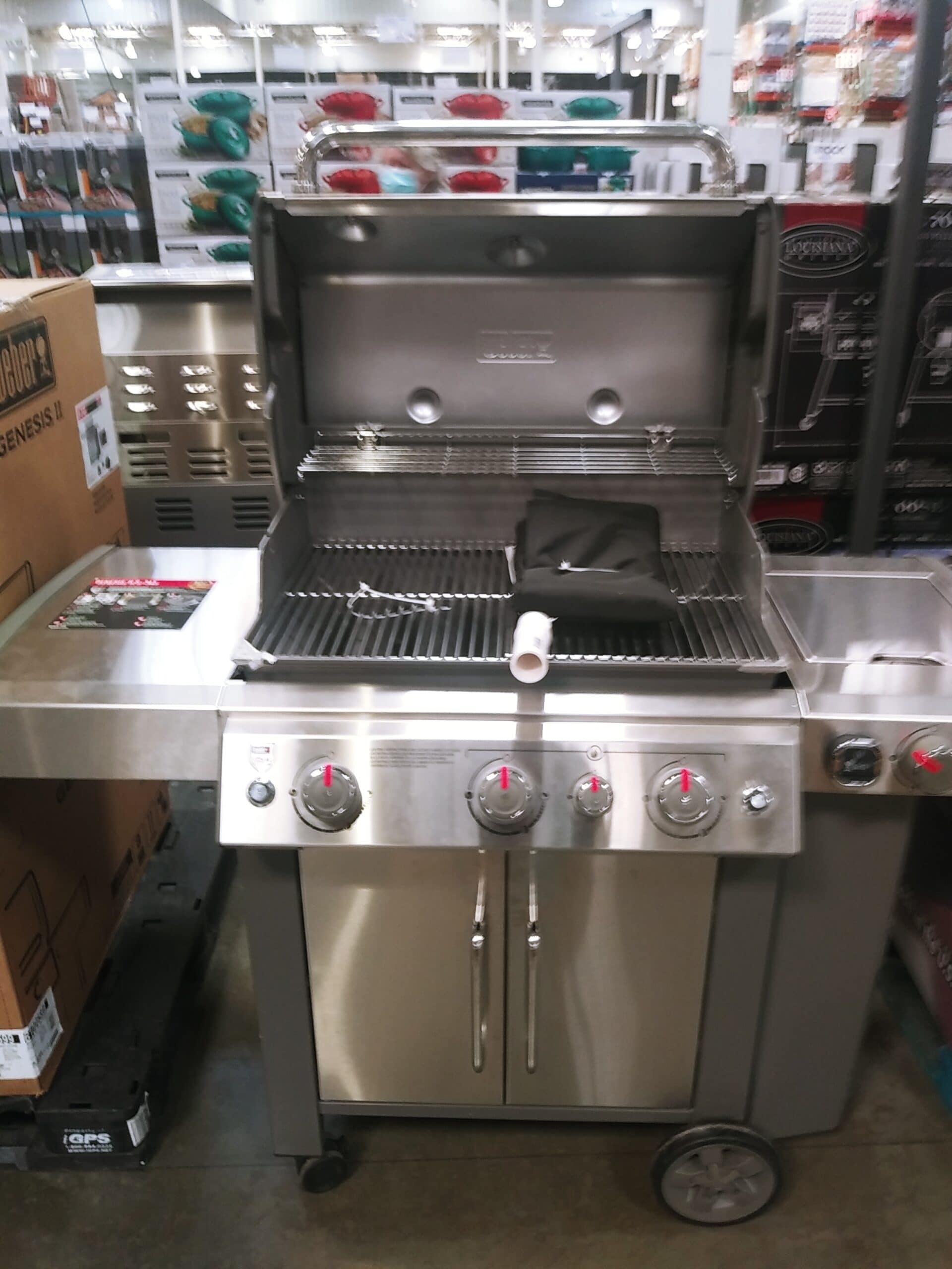 Weber Genesis II Gas Grill $949.99