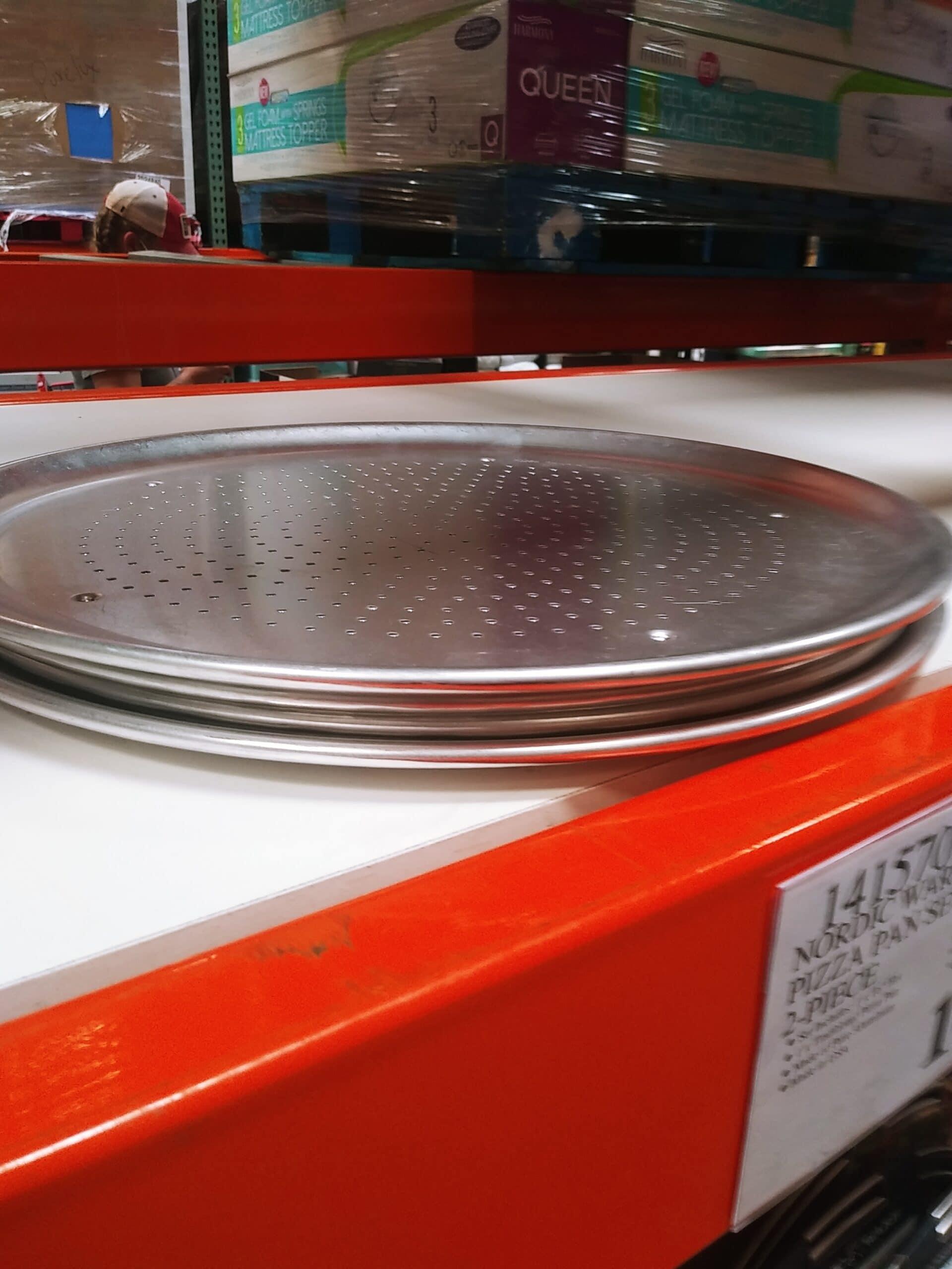 Nordic Ware Pizza Pan Set $14.97
