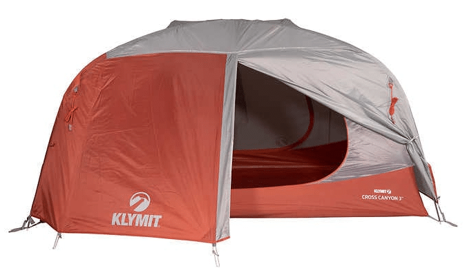 Klymit Cross Canyon 3 Person Tent $99.99